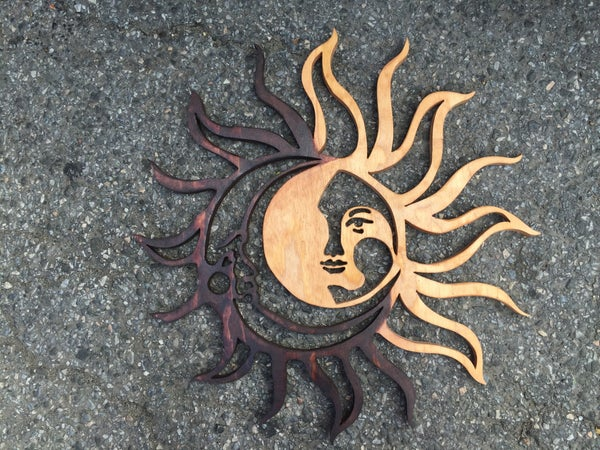 Image of Sun & Moon