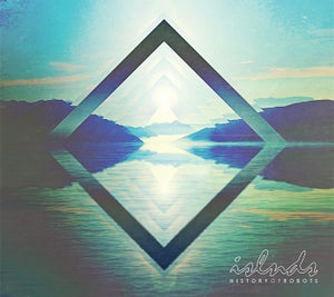 Image of islnds • CD