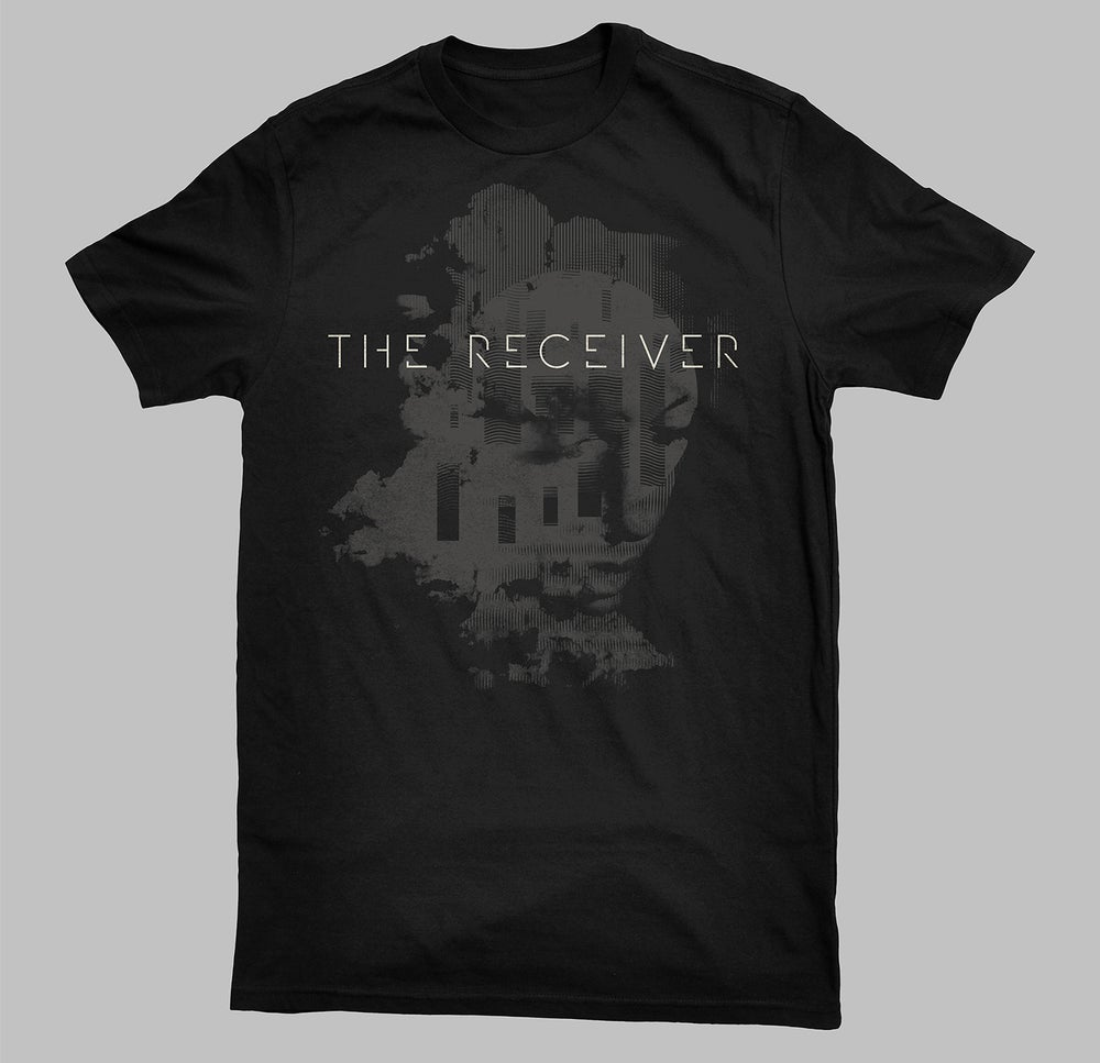 Image of T-Shirt (Black with Gray logo, or Charcoal with Blue logo)