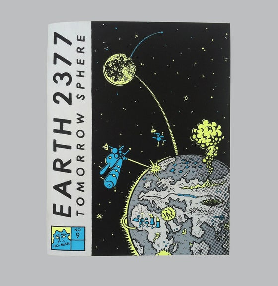 Image of Earth 2377: Tomorrow Sphere comic/book/zine