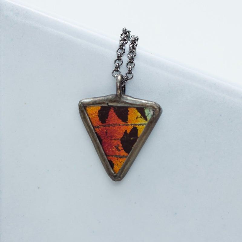 Image of Hart-Variations Petite Arrow Sunset Moth Pendant