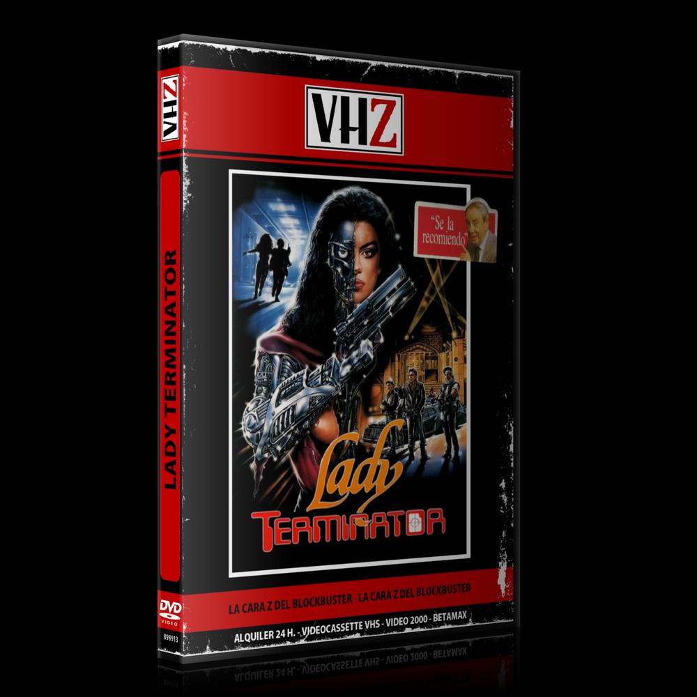 Image of Lady Terminator