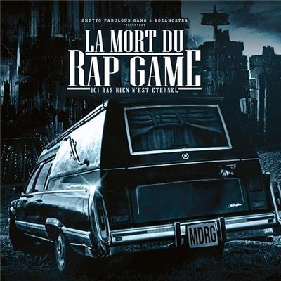 """Image of GFG DOUBLE CD """"La Mort Du Rap Game (Ici Bas Rien N'est Eternel)"""""""