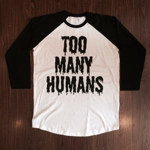 Image of TOO MANY HUMANS