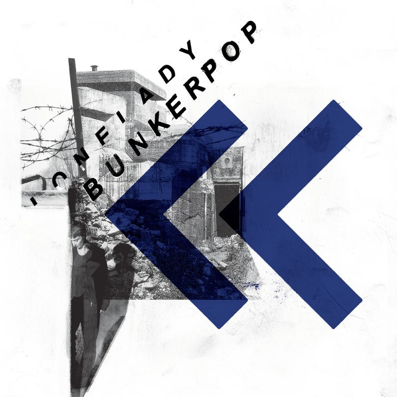 "Image of BUNKERPOP 12"" 3-track single feat. Wrangler remix"