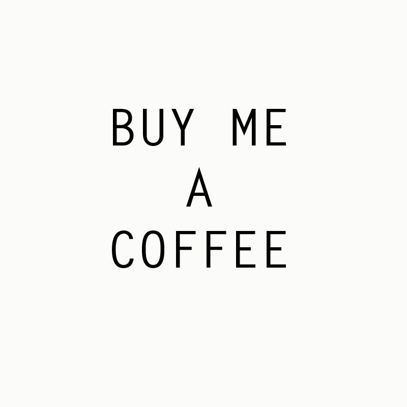 Image of Buy me a coffee