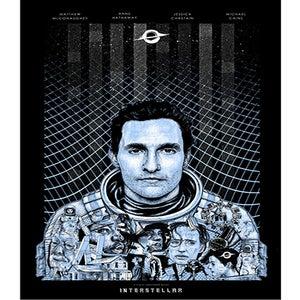 Image of Interstellar Giclée Print by Paul Jackson
