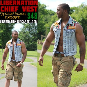 Image of New LiberNation Chief Vest