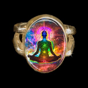 Image of Chakra Healing Energy Ring