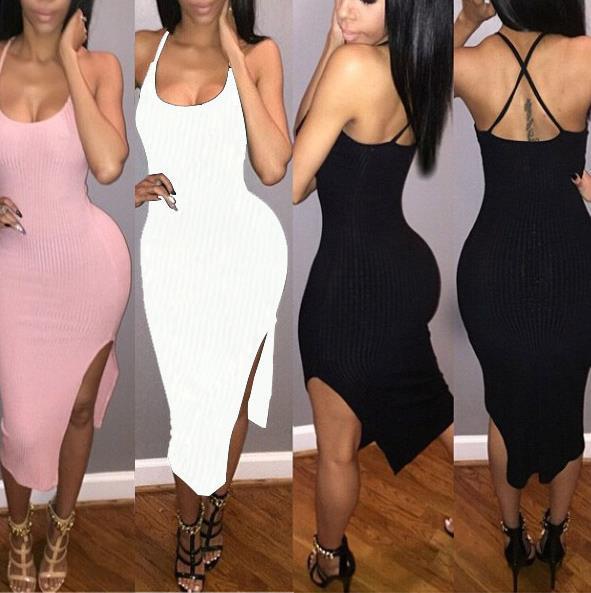 Image of Sexy Straps Cross Dress