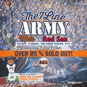 Image of The 7 Line Army (Mets vs Red Sox)