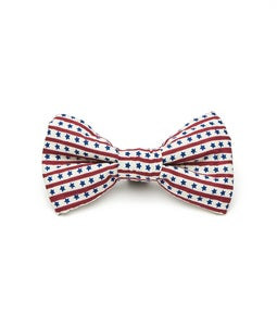 Image of Stars and Stripes - Bow Ties in the category  on Uncommon Paws.