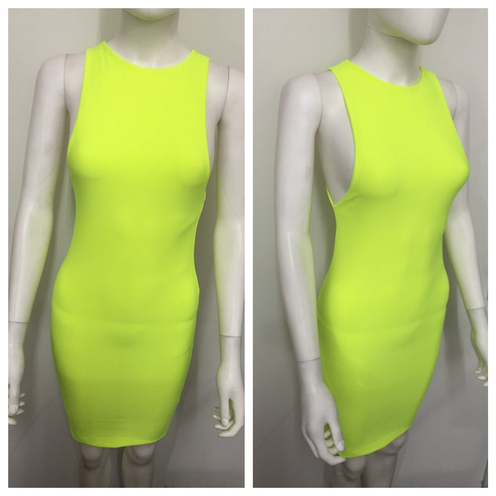 Image of Highlighter Dress