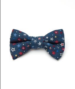 Image of Stars - Bow Tie in the category  on Uncommon Paws.