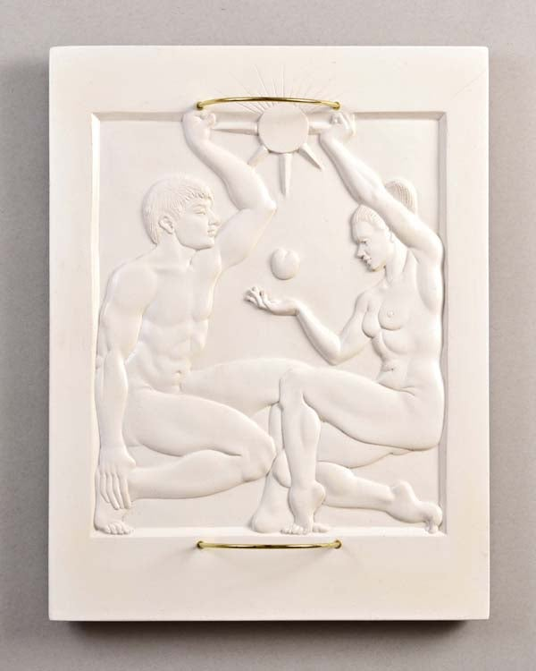 Image of Embody Sculpture - Marble