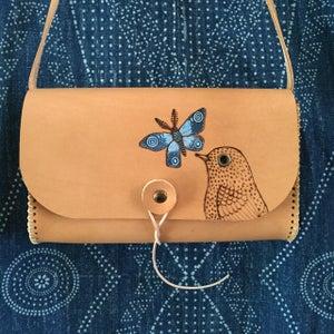 Image of Bird & Moth Bag