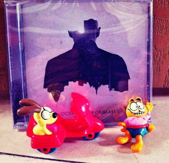 Image of City of Glass - Jewelcase CD