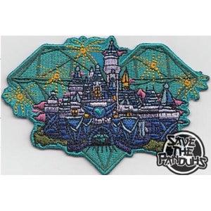 Image of Castle Diamond Night Edition Patch.