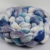 Image of Gargoyle - Merino/Superwash Merino/Silk Wool Top/Roving