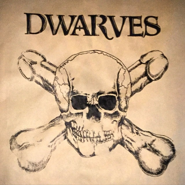 "Image of ***SOLD OUT*** The Dwarves - Radio Free Dwarves 12"" LP Deluxe Banned Edition (1ST PRESS)"