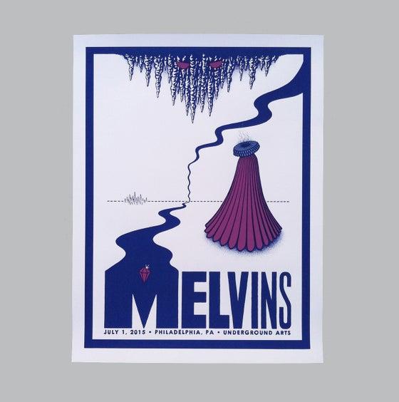 Image of Melvins - 7/1/15