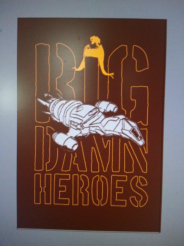 Image of BIG DAMN HEROES