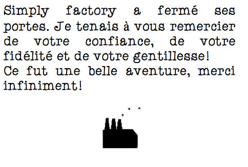 Image of simply factory
