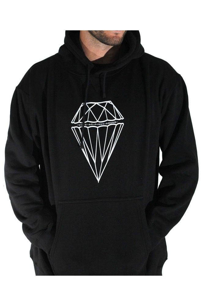 Image of Casual Hoody 'Love at First Sound' | SOH