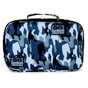 Image of Go Green Lunch Box Set - Blue Camo