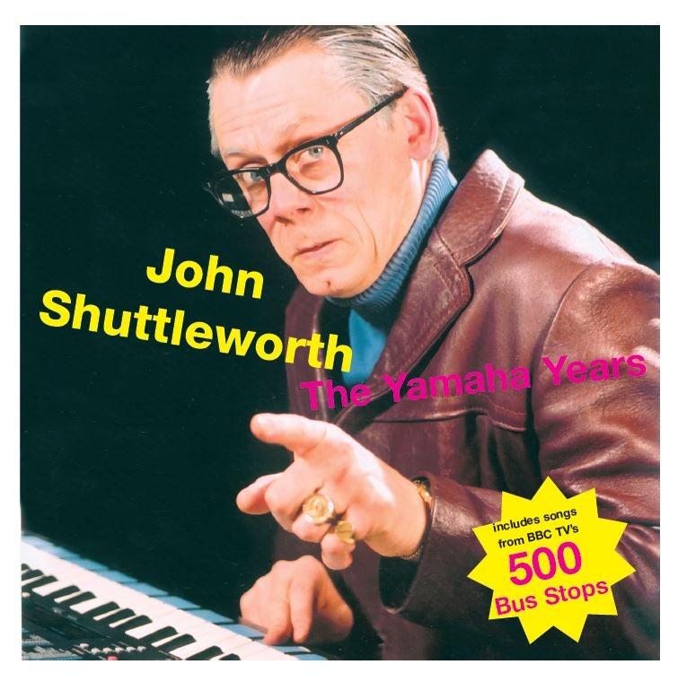 Image of John Shuttleworth - The Yamaha Years Double LP