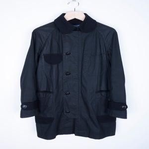 Image of Junya Watanabe MAN - FW13 Hervier Productions Coated Cotton Chore Coat