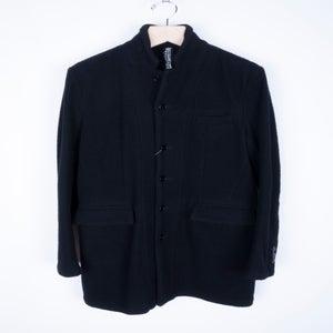 Image of Number (N)ine - FW07 Boiled Nubby Wool Chesterfield Coat