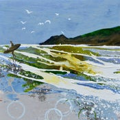 Image of Ocean Breeze, Crantock Beach, Newquay, Cornwall