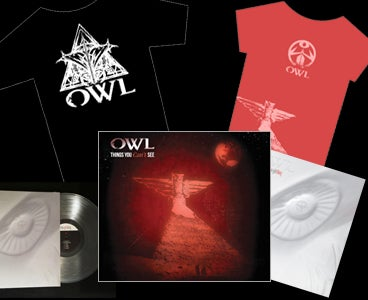 Image of OWL MERCH PACKAGE