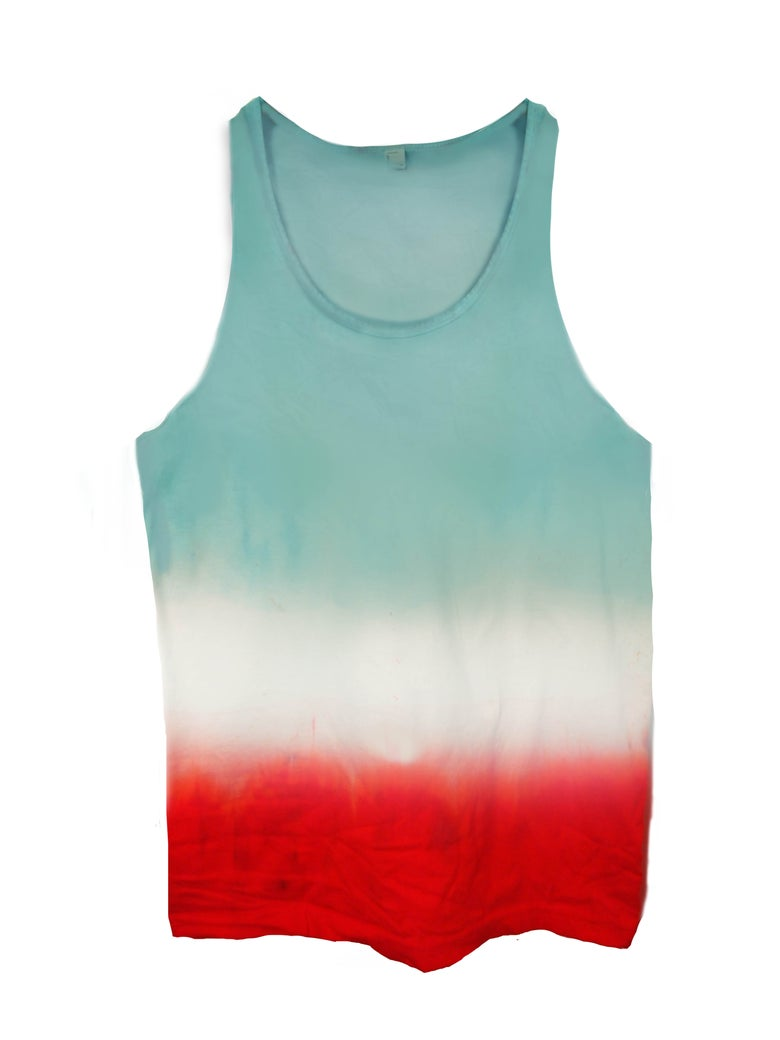 Image of American Summer Ombre Tank