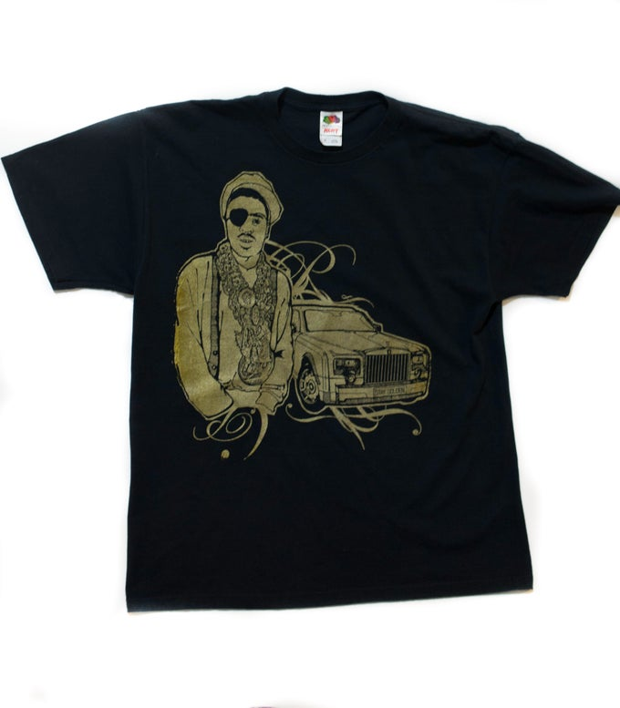 "Image of Slick Rick ""Stay Golden"" T-Shirt"