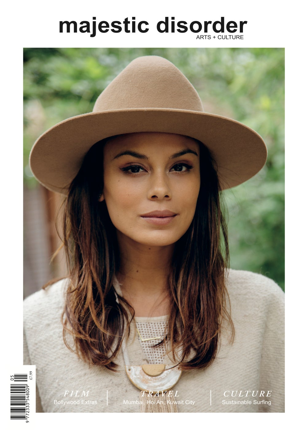 Image of Issue 5 Nathalie Kelley