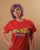 Image of Little Heart Records T-Shirt: Gotta Catch 'Em All