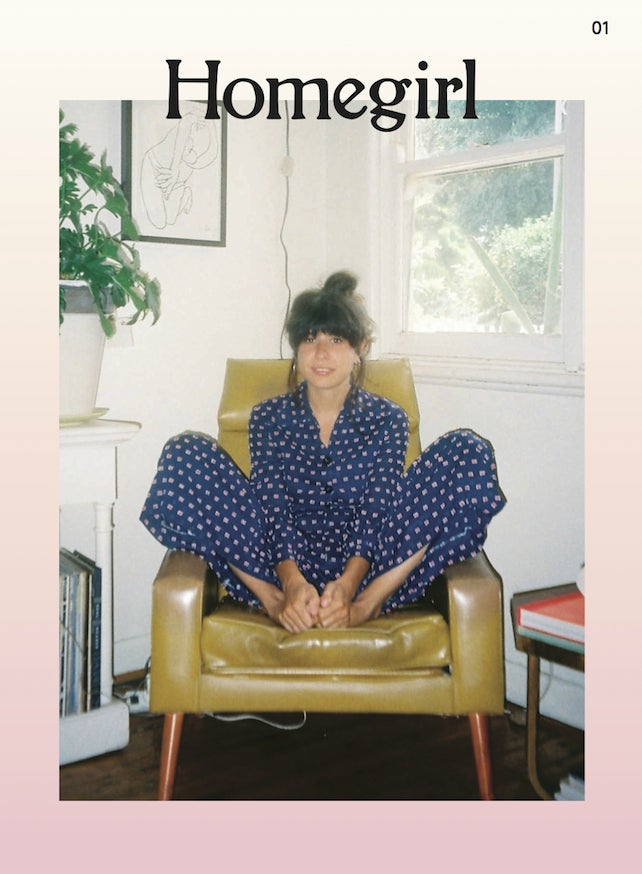 Image of Homegirl, Issue 1