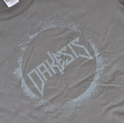 Image of Dakesis Grey Logo T-Shirt