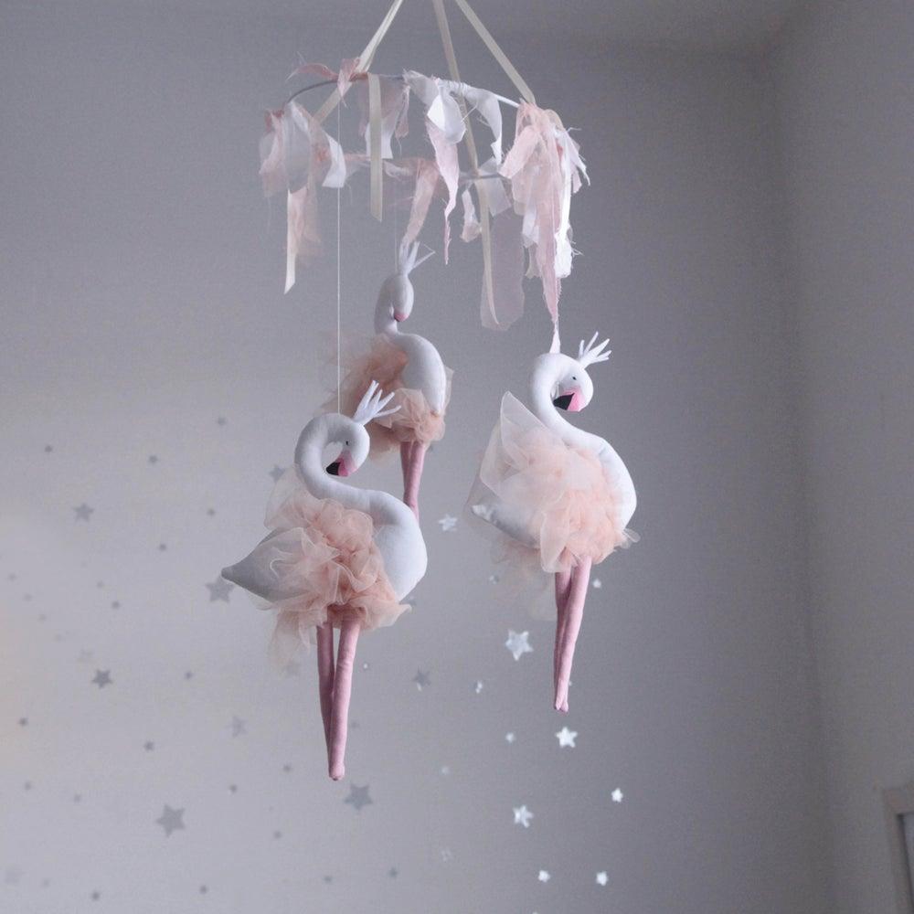 Image of Flamingo mobile