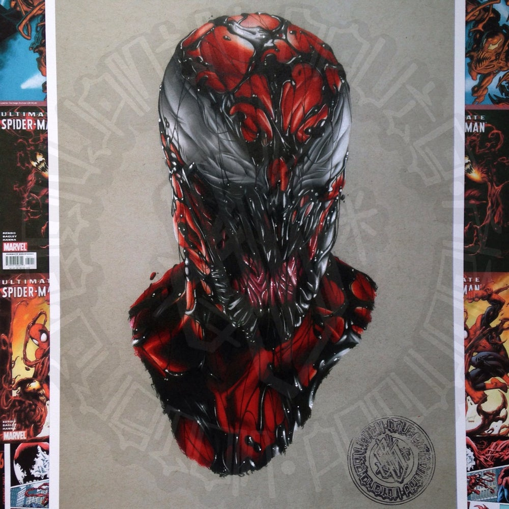 Image of Limited edition carnage