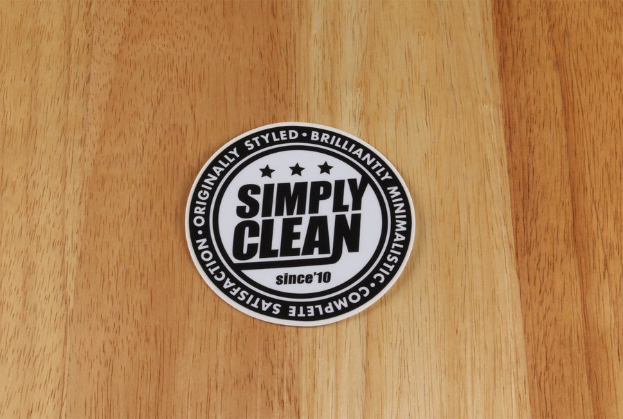 Image of Circle Radical Logo Sticker