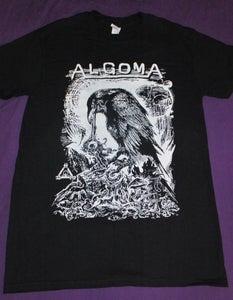 "Image of AlgomA - ""Crow"" Shirt"