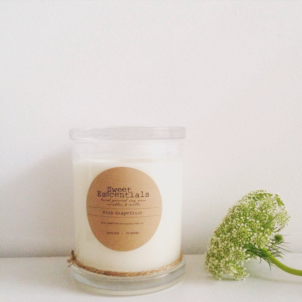 Image of Large Soy Wax Candles