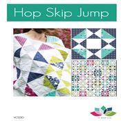 Image of Hop Skip Jump Quilt PDF