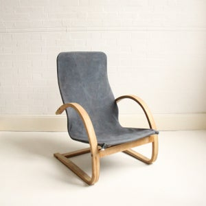 Image of 1960's Swedish Cantilever Chairs (pair)