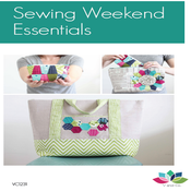 Image of Sewing Weekend Essentials 3 bags PDF Pattern