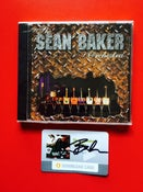 Image of SEAN BAKER DEBUT CD/SIGNED DOWNLOAD CARD OF GAME ON!!