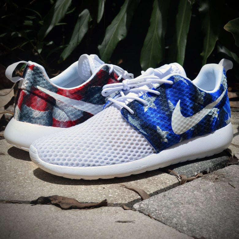 Image of Star and Stripes Roshes